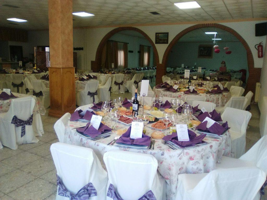 Catering en Cuenca y provincia
