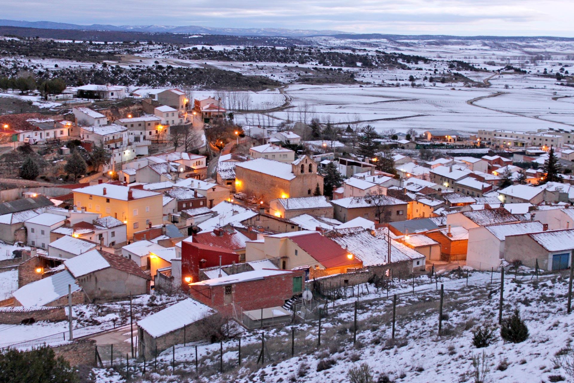 La Venta de Los Montes en Cañada del Hoyo